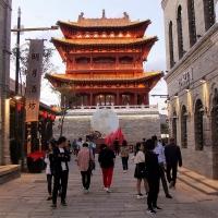 山西省忻州古城随拍