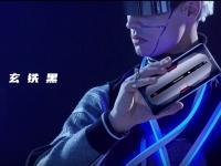 红魔6系列游戏手机震撼发布!首发165Hz高刷
